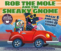 Cover for Rob the Mole and the Sneaky Gnome