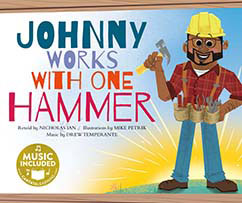Cover for Johnny Works with One Hammer