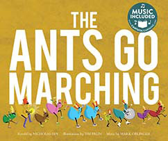 Cover for The Ants Go Marching