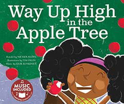 Cover for Way Up High in the Apple Tree