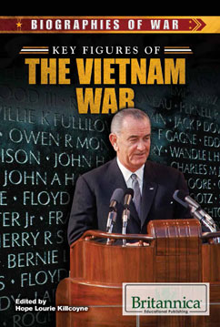 Cover for Key Figures of the Vietnam War