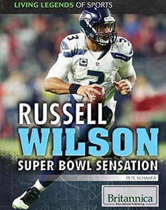 Cover for Russell Wilson: Super Bowl Sensation