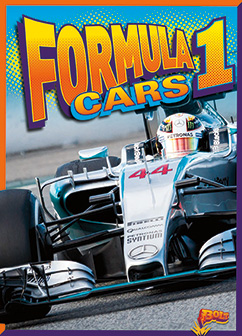Cover for Formula 1 Cars