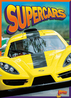 Cover for Supercars