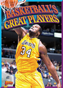 Cover for Basketball's Great Players