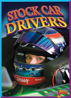 Cover for Stock Car Drivers