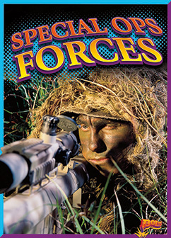 Cover for Special Ops Forces
