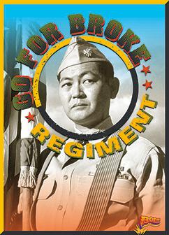 Cover for Go for Broke Regiment