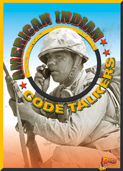 Cover for American Indian Code Talkers
