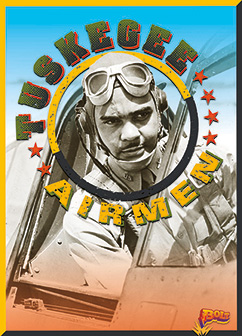 Cover for Tuskegee Airmen