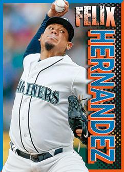 Cover for Felix Hernandez