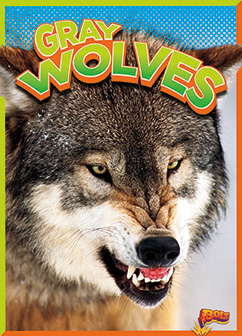 Cover for Gray Wolves