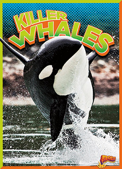 Cover for Killer Whales