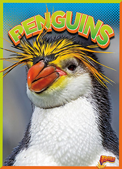 Cover for Penguins