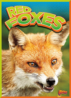 Cover for Red Foxes