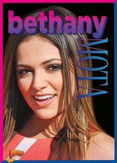 Cover for Bethany Mota