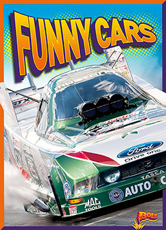 Cover for Funny Cars