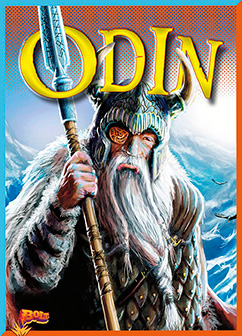 Cover for Odin