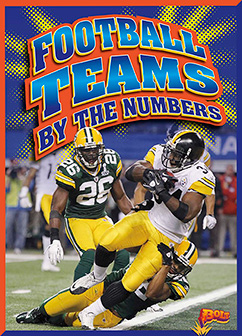 Cover for Football Teams by the Numbers