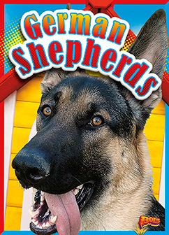 Cover for German Shepherds