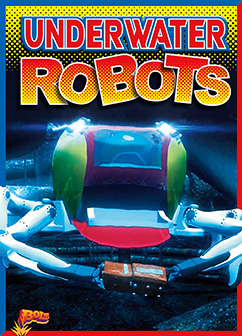 Cover for Underwater Robots