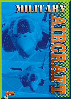 Cover for Military Aircraft