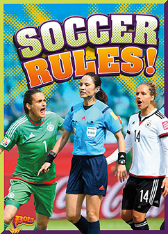 Cover for Soccer Rules!