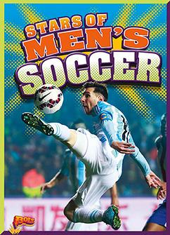 Cover for Stars of Men's Soccer