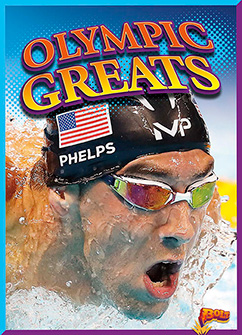 Cover for Olympic Greats