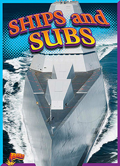 Cover for Ships and Subs