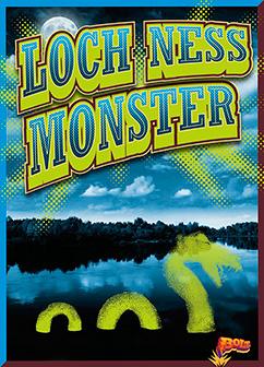Cover for Loch Ness Monster