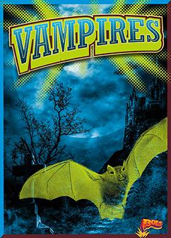 Cover for Vampires