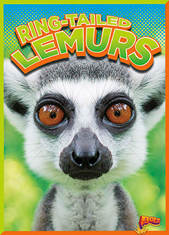 Cover for Ring-Tailed Lemurs