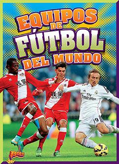 Cover for Equipos de fútbol del mundo
