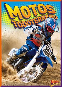 Cover for Motos todoterreno