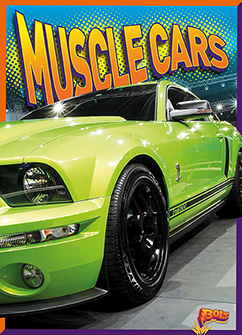 Cover for Muscle Cars