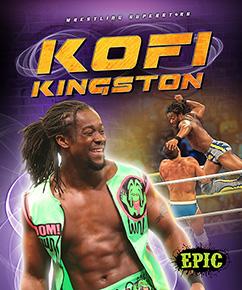 Cover for Kofi Kingston