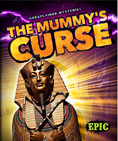 Cover for The Mummy's Curse
