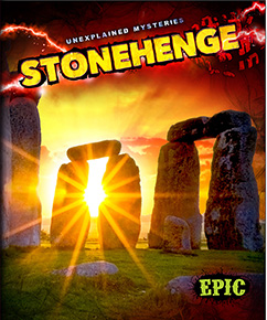 Cover for Stonehenge