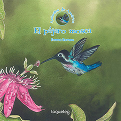 Cover for El pájaro mosca