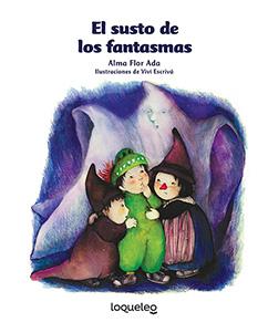 Cover for El susto de los fantasmas