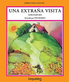 Cover for Una extraña visita
