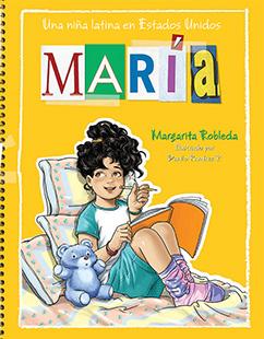 Cover for María: una niña latina en Estados Unidos