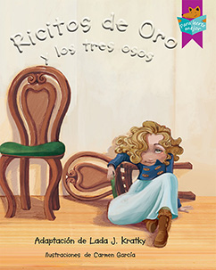 Cover for Ricitos de Oro y los tres osos