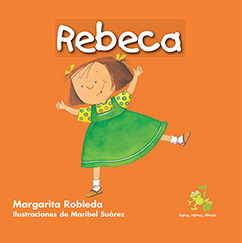 Cover for Rebeca