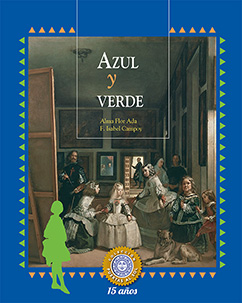 Cover for Azul y verde