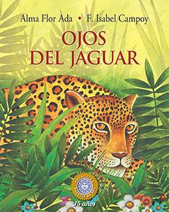 Cover for Ojos del jaguar