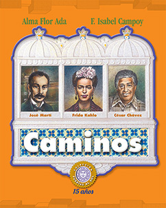 Cover for Caminos