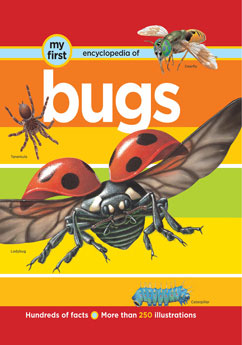 Cover for My First Encyclopedia of Bugs