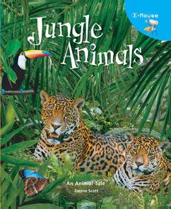 Cover for E-Mouse Jungle Animals